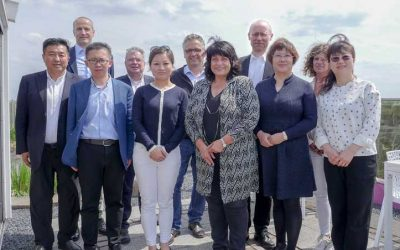 Visit from a Delegation of Chinese Healthcare Experts
