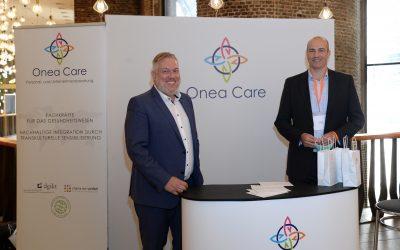 Onea Care beim Gesundheitskongress des Westens in Köln